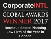 Family Law firm of the year in Canada